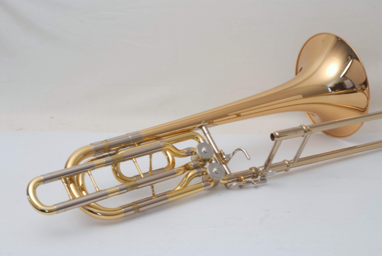 Yamaha YBL-620G Bass Trombone Demo Model   Brass Exchange