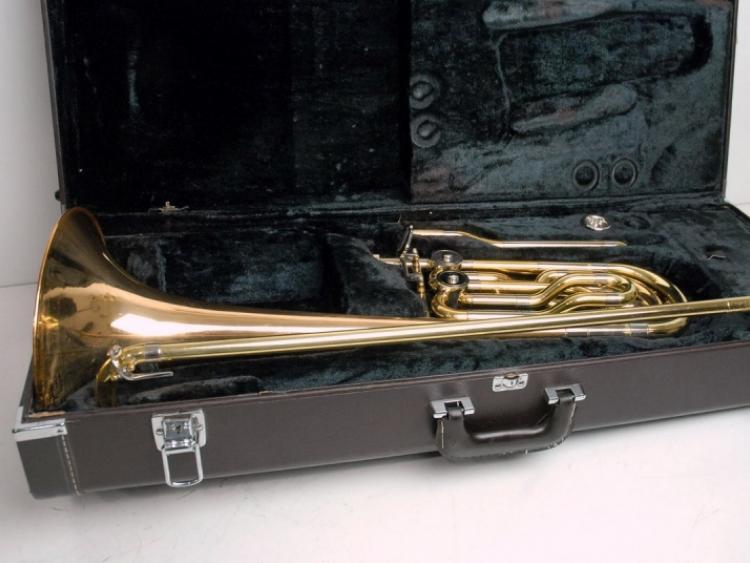 Yamaha 612G Bass Trombone Bb/F/Eb/D | Brass Exchange
